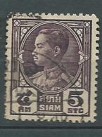 Siam - Yvert N° 195 Oblitéré - Ay 10823 - Siam