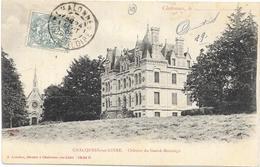 CHALONNES SUR LOIRE : CHATEAU DU GRAND MONTAIGU - Chalonnes Sur Loire