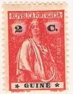 Guiné, 1921/2, # 147 Dent. 12x11 1/2, (III-I), MH - Portugiesisch-Guinea