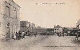 La Boissiére Route De Sillé - France