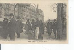 PARIS   La Sortie Du Metro - Métro Parisien, Gares