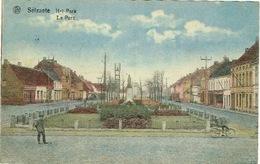 Selzaete , Park - Zelzate