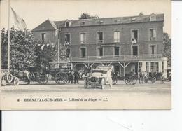BERNEVAL SUR MER   L'hotel De La Plage - France