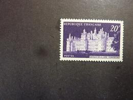 FRANCE, Année 1952, YT N° 924 Neuf MNH**, Château De Chambord - France