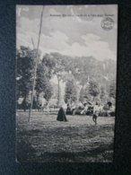 Heuvelland - Kemmel : Un Concours De Tir A L'arc Pur Dames - Wedstrijd Boogschieten Staande Wip Voor Dames 1908 !!!! - Heuvelland