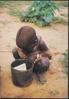 °°° 18924 - UGANDA - RAGAZZO KARIMOJONG - 2000 With Stamps °°° - Uganda