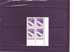 N° 1353 - 0,10 TROYES - AH De AG+AH - Sans PHO - 2° Tirage Du 24.12.74 Au 20.1.75 - 6.1.75 - - 1970-1979