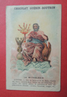 CHROMO.  Guerin-Boutron. Baster & Vieillemard. La  Mythologie.  N° 1  JUPITER - Non Classificati