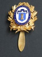 Magnifique Broche Conseil Municipal  - St Prix (seine Et Oise)   **** EN ACHAT IMMEDIAT **** - Insigne & Ordelinten