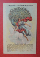 CHROMO.  Guerin-Boutron. Baster & Vieillemard. La  Mythologie.  N° 2.  JUNON.  Paon - Non Classificati
