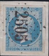 GC 2505 ( Montpinçon ) Dept 13 S / N° 14B - Marcophilie (Timbres Détachés)