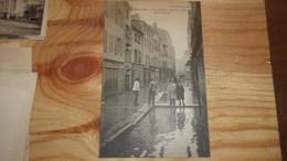 71 MACON INONDATIONS JANVIER 1910 RUE CARNOT - Macon