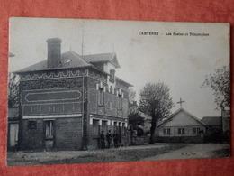Carteret - Les Postes Et Télégraphes - Carteret