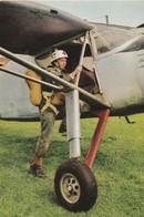 Belgique - Infirmière Parachutiste Belge - Verpleegste Parachutiste - Belgian Paramedic Nurse Paratrooper - Manovre