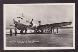 CPA Aviation Avion Lyon Port Aérien De BRON Non Circulé Bloch 221 - 1919-1938: Entre Guerres