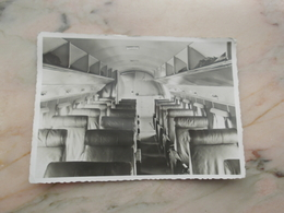 Intérieur D'un Des D.C. 3 De Luxe De La SOBELAIR - Avions