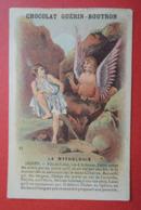 CHROMO.  Guerin-Boutron. Baster & Vieillemard. La  Mythologie.  N° 21.  OEDIPE. - Unclassified