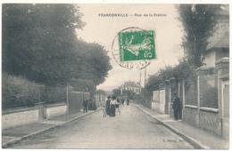 FRANCONVILLE - Rue De La Station - Franconville