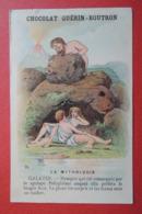 CHROMO.  Guerin-Boutron. Baster & Vieillemard. La  Mythologie.  N° 24.   GALATEE.  Nymphe - Chromos