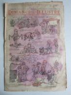 """Dimanche-Illustré N°513 De 1932 LE PETIT NOËL VU  """" PAR LES GOSSES """" DE POULBOT - Autres"""