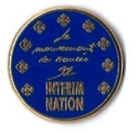 AB - I6- INTERIM NATION -  Verso :  ARTHUS BERTRAND / PARIS - Arthus Bertrand