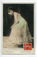ARTISTE 1349 CORCIADE Erotisme Les Dessous De La Parisiernne Corset Jupon Comédie Royale Photog Henri MANUEL - Artisti