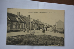 GRAND-FRESNOY-l'entree Du Village - Andere Gemeenten