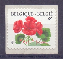 België - 1999  - ** R 90   - Geranium ** Zie Scan - Coil Stamps