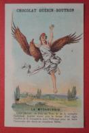CHROMO.  Guerin-Boutron. Baster & Vieillemard. La  Mythologie. N° 52. GANYMEDE.  Enlevé Par Un Aigle - Non Classificati