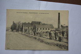 GRAND-FRESNOY-la Fabrique Du Sucre-tres Animee - Andere Gemeenten