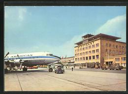 AK Stuttgart, Flughafen - Aviazione