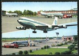 AK Bremen, Flughafen, Flugzeug Der Pan American Beim Start - Aviazione