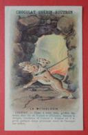 CHROMO.  Guerin-Boutron. Baster & Vieillemard. La  Mythologie. N° 67.  CERBERE. Chien à 3 Têtes. Gardien Des Enfers - Non Classificati