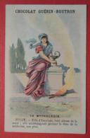 CHROMO.  Guerin-Boutron. Baster & Vieillemard. La  Mythologie. N° 75.  HYGIE.  Déesse De La Santé.  Fille D'Esculape - Non Classificati