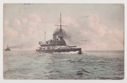 S. M. S. Budapest, 1908 (k.u.k. Kriegsmarine, Schlachtschiff, Pola, Pula) - Warships