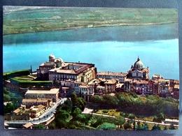 (FG.L04) CASTEL GANDOLFO - RESIDENZA PAPALE E LAGO ALBANO (CASTELGANDOLFO, ROMA) Viaggiata - Roma