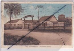 Camp De Mourmelon (51) Manutention Militaire - Mourmelon Le Grand