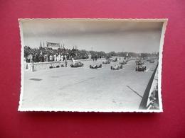 Fotografia Originale Gran Premio Di Tripoli Partenza Auto 1939 Sport - Non Classificati