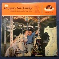 13) HAPPY-GO -LUCKY - HELMUTH ZACHARIAS -1960 POLYDOR  Germania - World Music