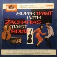 14) SUPER TWIST  - HELMUTH ZACHARIAS -1962 POLYDOR  Germania - World Music