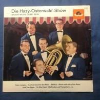 18) DIE HAZI OSTERWALD SHOW - Musik Muss Dabei Sein -1962 POLYDOR 237120 - Sonstige - Deutsche Musik