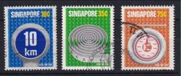 Singapore: 1979   Metrication    Used - Singapur (1959-...)