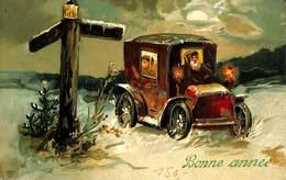 CPA - Thème - Fantaisie - Fête - 6 Cartes - Lot 79 - Cartes Postales - 5 - 99 Postkaarten
