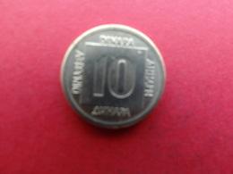 Yougoslavie  10 Dinara  1989  Km 131 - Yougoslavie