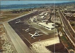 ( NICE )( 06 ALPES MARITIMES )( AVIONS )( AEROPORT ) - Aeródromos