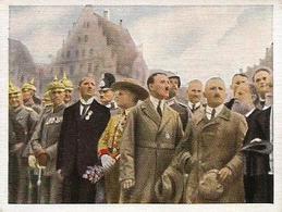 Allemagne Empire Adolf Hitler Julius Streicher Anciens Combattants Nuremberg 1924 NSDAP - Nürnberg