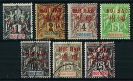 Hoi-Hao (Francés) Nº 1/... Cat.45,30€ - Unused Stamps