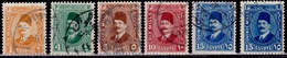 Egypt 1927-37, King Fuad, Used - Egypt