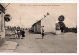 Longnes-Carrefour Des Routes De Tilly Et De Dammartin - Autres Communes