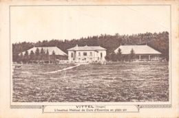 88-VITTEL-N°2140-A/0207 - Vittel Contrexeville